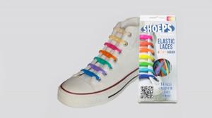Shoeps elastische veters
