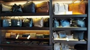 Schoenmakerij André's tassencollectie